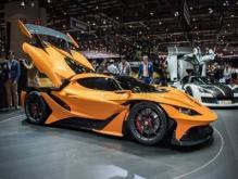 专供贵族和富豪的超级跑车 世界上这些最贵的车价格让人瞠目