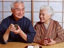 日本死因第三位 更多的老人是死于衰老死