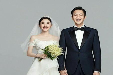 张若昀唐艺昕结婚满脸笑脸,这一对CP到底有多甜