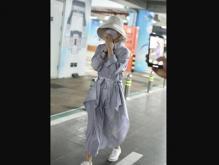 赵丽颖产后现身 身材恢复得怎么样?网友:明显胖了好吧