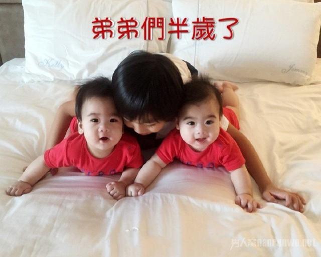 林志颖的老婆和儿子_林志颖老婆怀三胎女儿