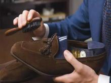 男人不同款式鞋子的保养方法