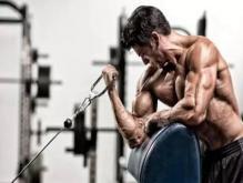 男人常做力量训练却没有肱二头肌?看看以下的有效锻炼方法吧