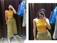 杨幂靠它穿出小蛮腰少女感 这两款2019年流行颜色服装必备