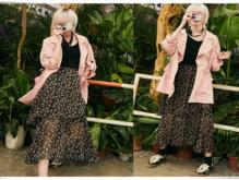 这五套时尚搭配风格 秒变气质优雅夏季女神
