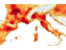 人类经历地球最热的6月 印度气温突破50℃